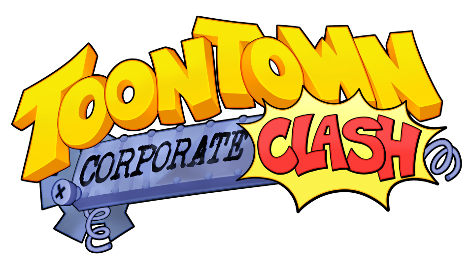 Corporate Clash Logo